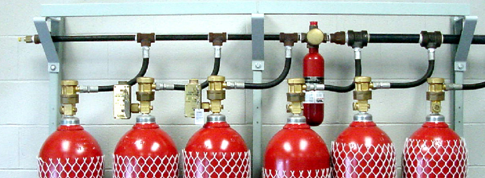 Clean Agent Fire Suppression System NY