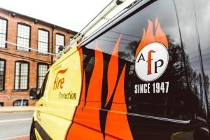 associated fire protection van