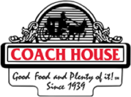 Coach House Restaurant logo