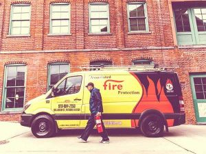 Fire Protection Company Standard.
