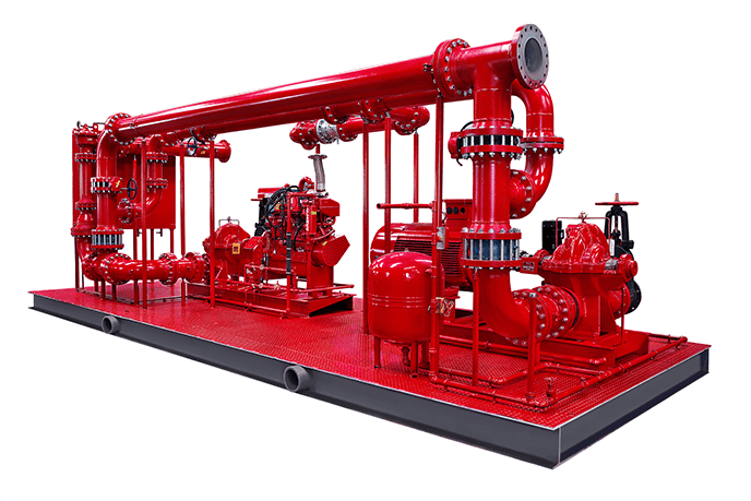 Fire Pumps Associated Fire Protection