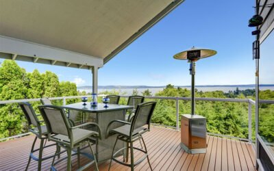 Propane Patio Heaters: Fire Safety Tips