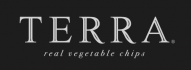 Terra Real Vegetable Chip logo
