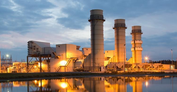 Dynegy power plant