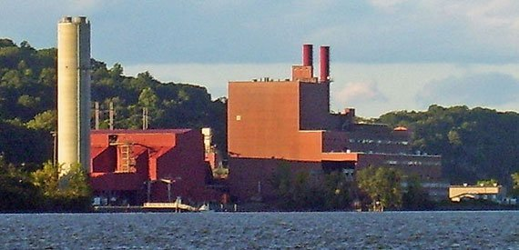 dynegy power plant photo