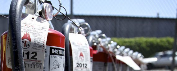 Fire Extinguisher Services NY, NJ - Associated Fire Protection