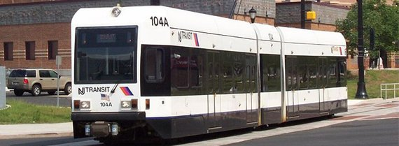 new jersey transit car