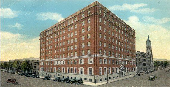 image of paterson ymca building