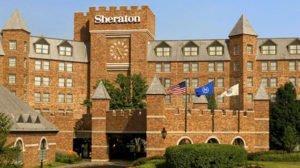 Sheraton Hotel.